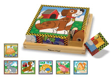 Load image into Gallery viewer, Melissa & Doug Cube Puzzle