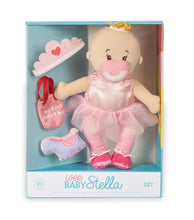 Load image into Gallery viewer, Manhattan Toy Wee Baby Stella Doll Tiny Ballerina Set
