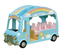 Load image into Gallery viewer, Calico Critters Sunshine Nursery Bus