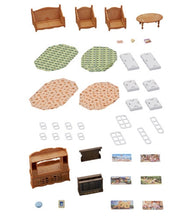 Load image into Gallery viewer, Calico Critters Comfy Living Room Set