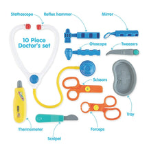 Load image into Gallery viewer, Kidoozie My First Doctor's Kit