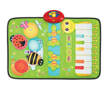Load image into Gallery viewer, Kidoozie Cute Critters Music Mat