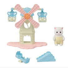 Load image into Gallery viewer, Calico Critters Baby Windmill Park