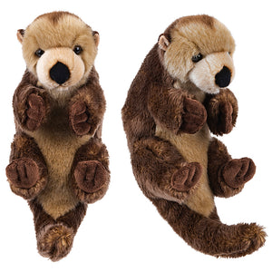 "The Toy Network 12"" Heirloom Sea Otter"