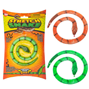 "The Toy Network 18.5"" Stretchy Snake"