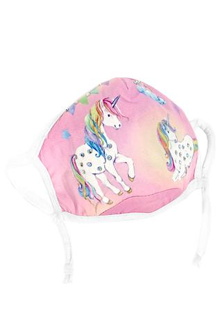 GBYM Kids Mask Unicorns or Rainbow