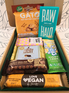 Letterbox Vegan Sweet Treat Selections