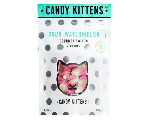Candy Kittens Sharing Bag - Sour Watermelon
