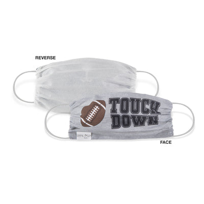 Martex Health Football Double Layer Gathered Face Masks 3-Pack
