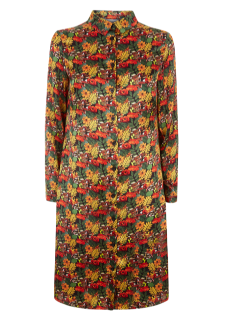 Phoebe Grace Nightshirt in Woodland