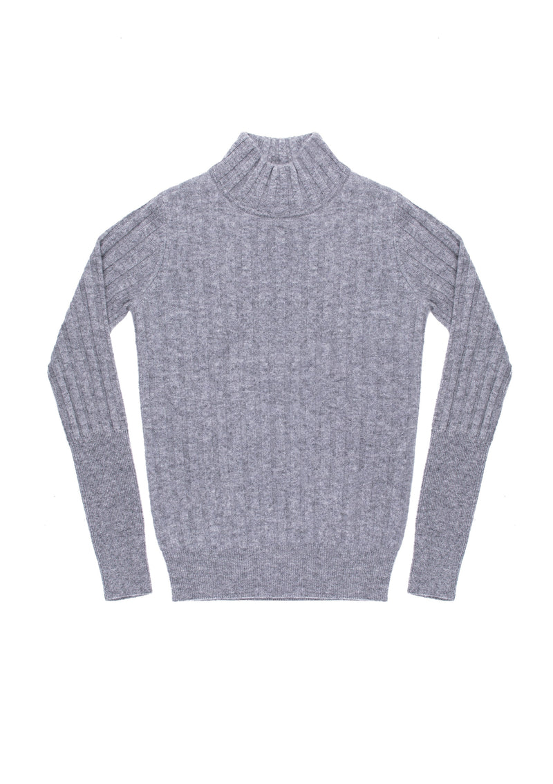 Madeleine Thompson Meeko Grey Top