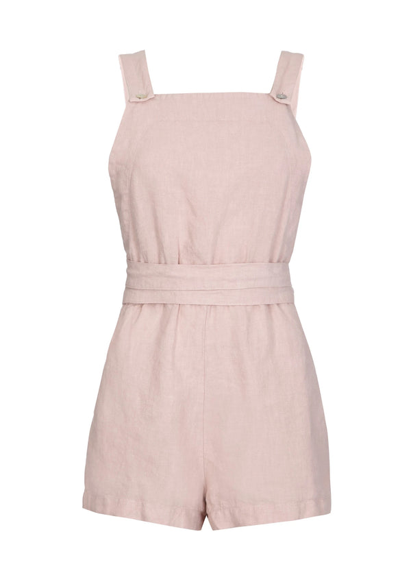 Palmier Poppy Playsuit