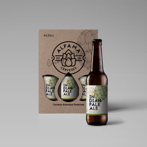 Alfama Indian Pale Ale CAJA 6 BOTELLAS