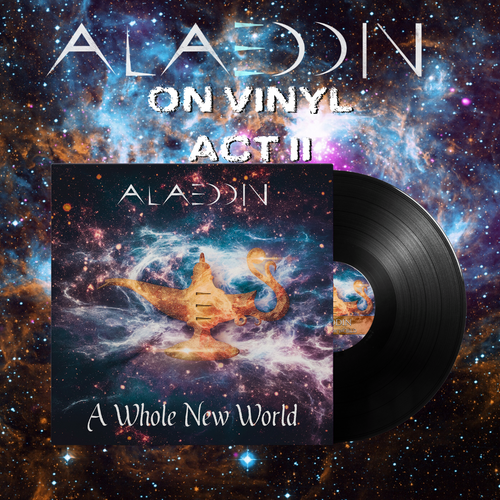 Vinyl A Whole New World Album Act II