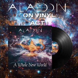 Vinyl A Whole New World Album Act I