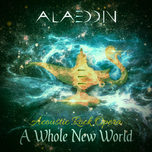 A Whole New World (Angelic Rock Opera)