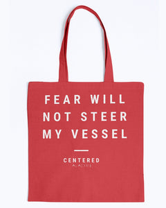 Centered Tote