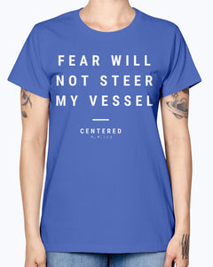 Centered Ladies Missy T-Shirt
