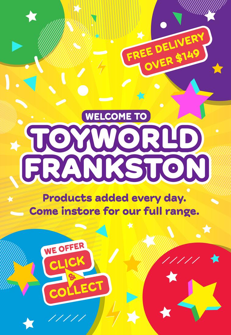 Toyworld Frankston | Australia's best toy shop | Shop Online for Toys
