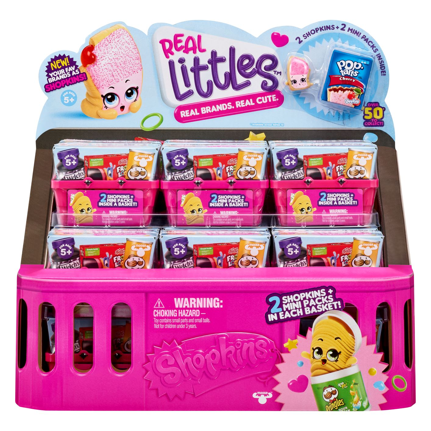 SHOPKINS MINI PK