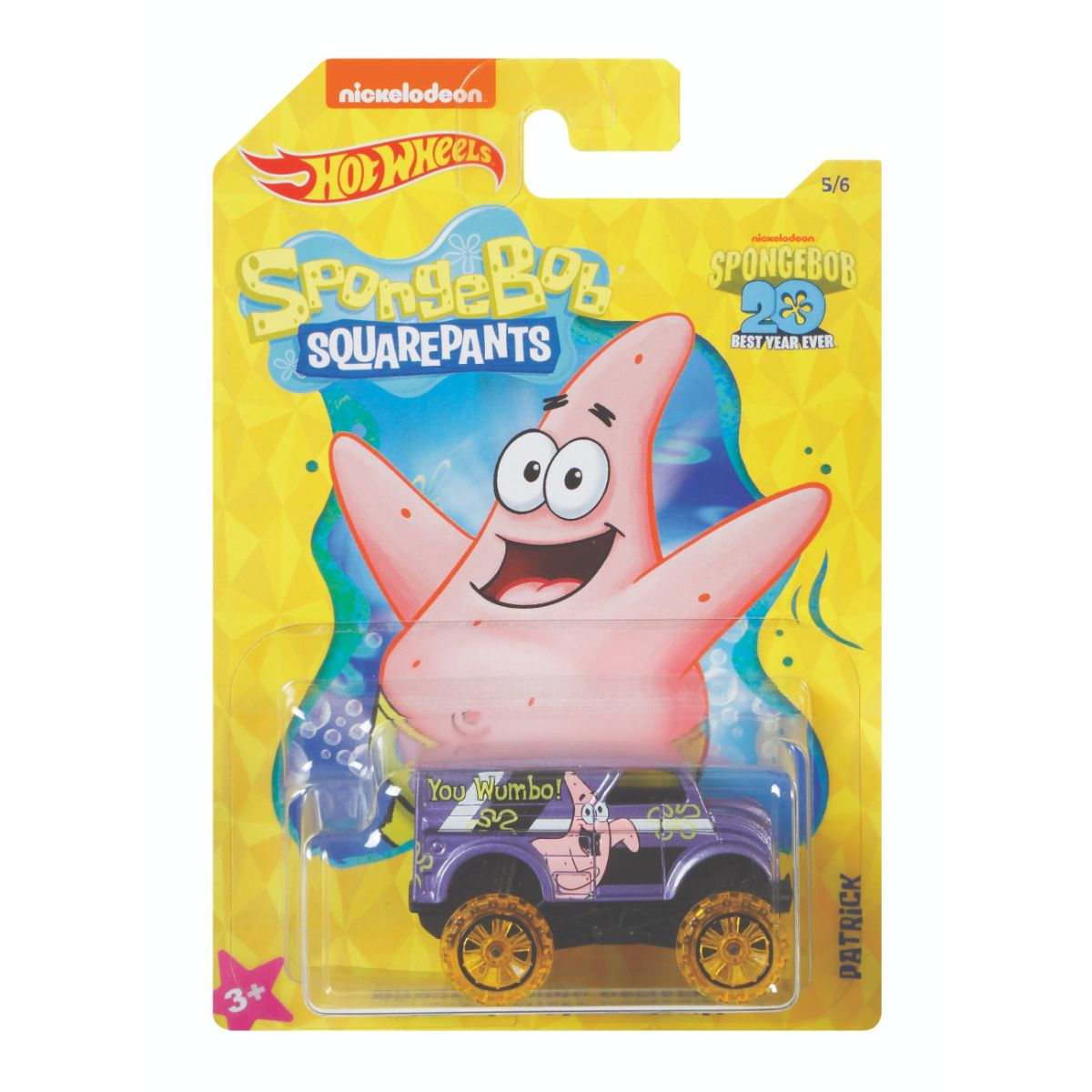 HOT WHEELS THEMED ENTERTAINMENT - PATRICK