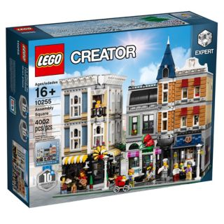 LEGO 10255 CREATOR EXPERT ASSEMBLY SQUARE | LEGO | Toyworld Frankston
