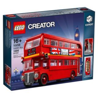 LEGO 10258 CREATOR EXPERT LONDON BUS | LEGO | Toyworld Frankston