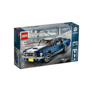 LEGO 10265 CREATOR EXPERT FORD MUSTANG - Toyworld Frankston