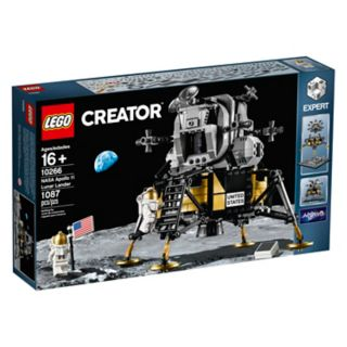 LEGO 10266 - NASA APOLLO 11 LUNAR LANDER | Toyworld Frankston | Toyworld Frankston