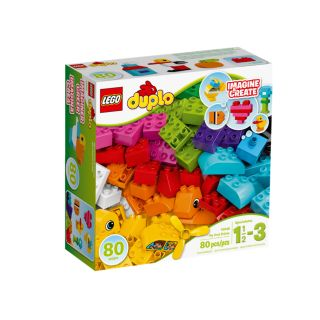 LEGO 10848 MY FIRST BRICKS | LEGO | Toyworld Frankston