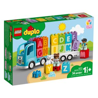 LEGO 10915 ALPHABET TRUCK | LEGO | Toyworld Frankston