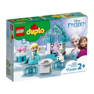 LEGO 10920 ELSA AND OLAFS ICE PARTY | LEGO | Toyworld Frankston