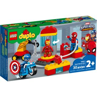 LEGO 10921 SUPER HEROES LAB | LEGO | Toyworld Frankston