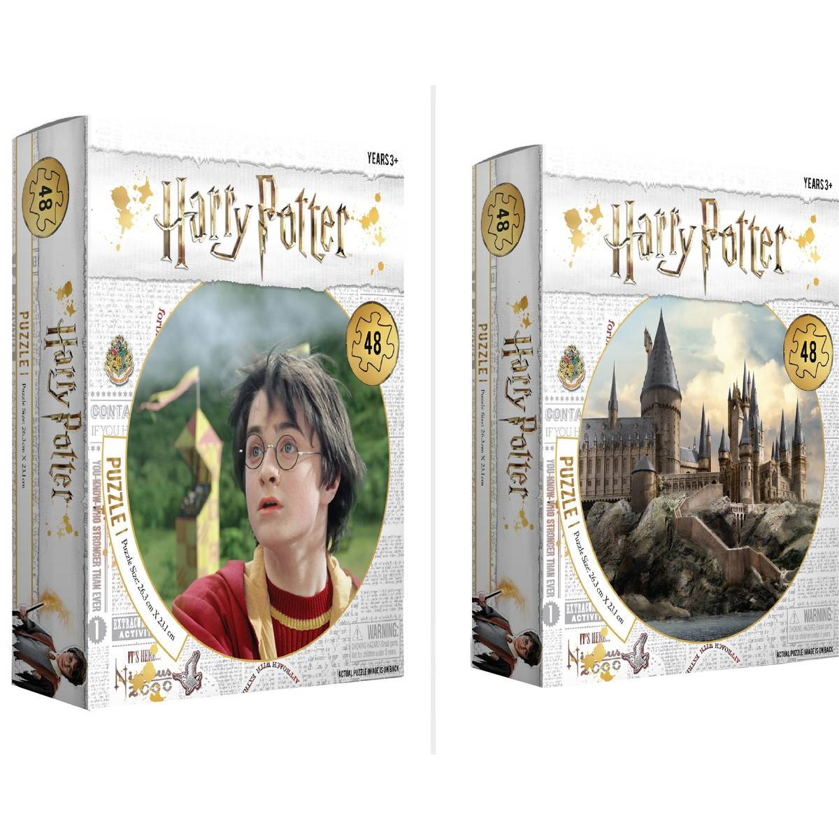 HARRY POTTER BOXED PUZZLE | Toyworld Frankston | Toyworld Frankston
