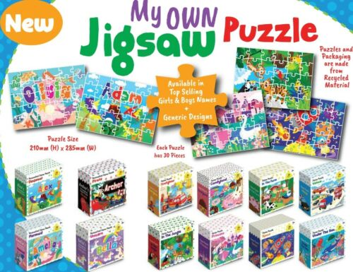 UNICORN JIGSAW RUBY
