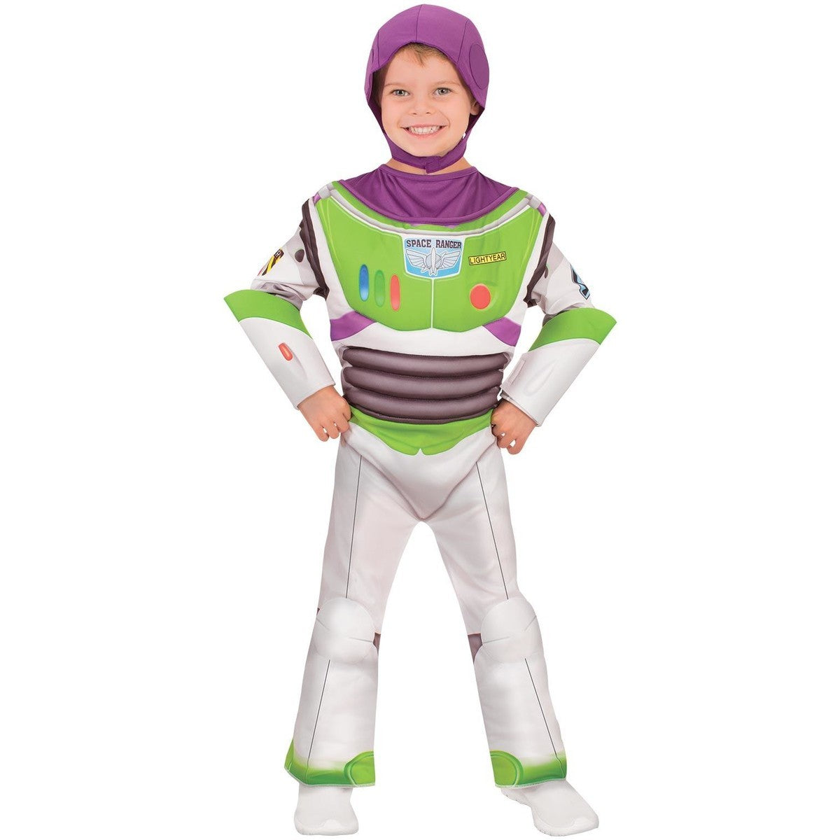 TOY STORY 4 BUZZ DELUXE COSTUME SIZE 3-5
