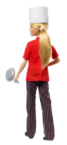 BARBIE CORE CAREER DOLL - CHEF