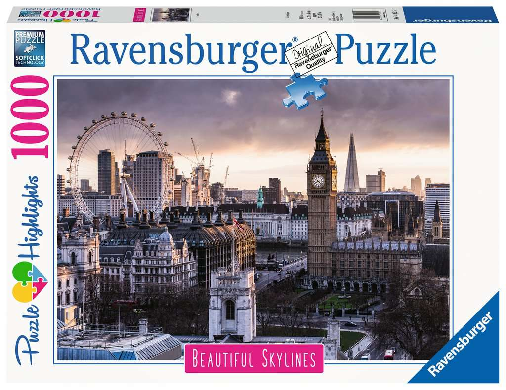 RAVENSBURGER LONDON 1000PC