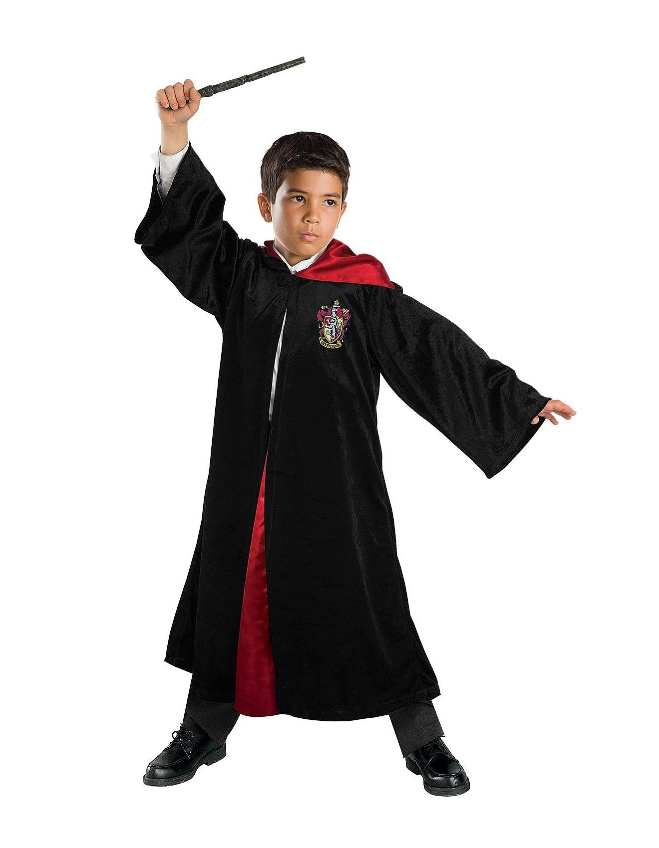 HARRY POTTER DRESS UP DELUXE ROBE SIZE 6