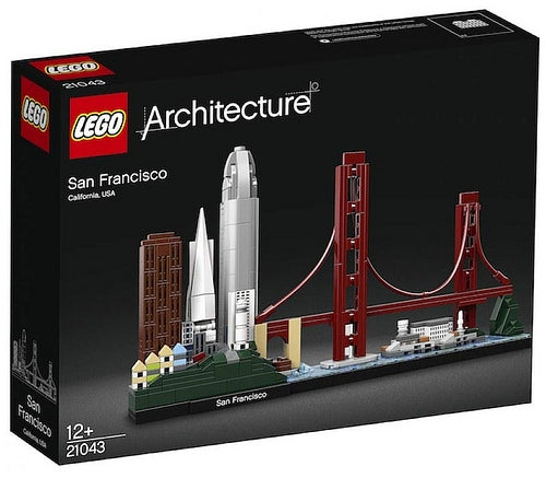 LEGO ARCHITECTURE 21043 SAN FRANCISCO | Toyworld Frankston | Toyworld Frankston