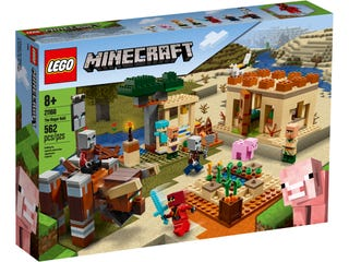 LEGO 21160 MINECRAFT ILLAGER RAID | Toyworld Frankston | Toyworld Frankston