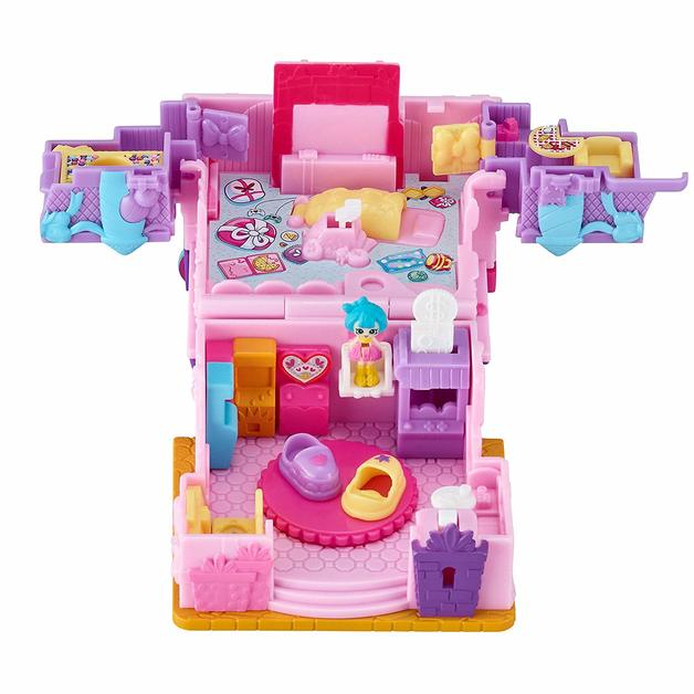 SHOPKINS LIL' SECRETS  S3 MINI PLAYSET -  GAME ON ARCADE