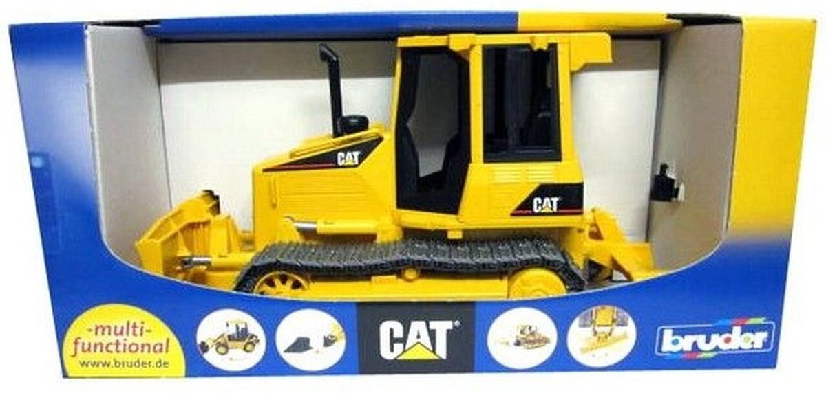 1:16 CATERPILLAR TRACK-TYPE TRACTOR WITH RIPPER
