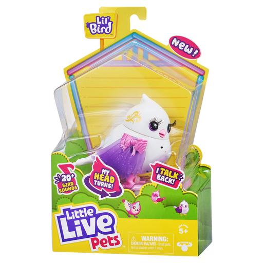 LITTLE LIVE PETS LIL BIRD SINGLE PACK