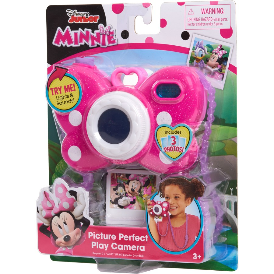 MINNIE MOUSE PICTURE PERFECT PLAY CAMERA
