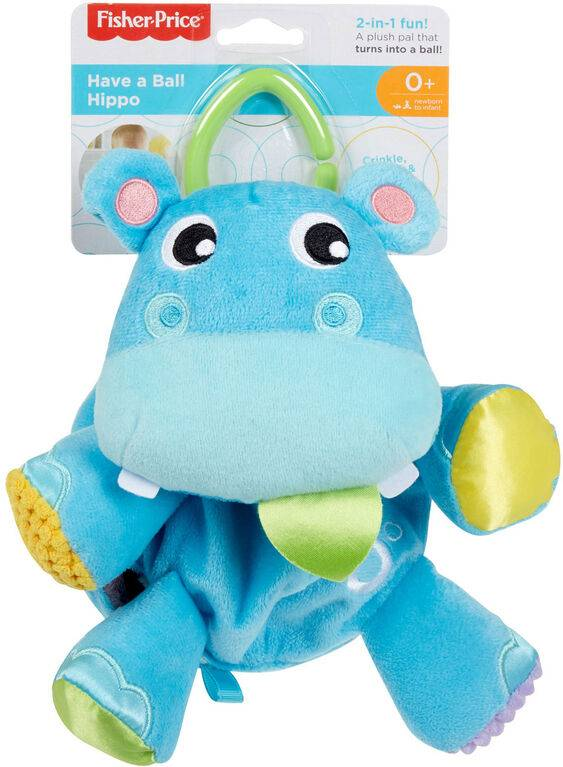 2 IN 1 PLUSH HIPPO | Toyworld Frankston | Toyworld Frankston