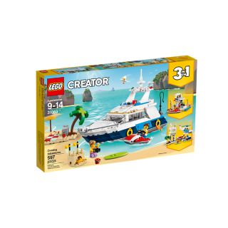 LEGO 31083 CREATOR CURSING ADVENTURES - Toyworld Frankston