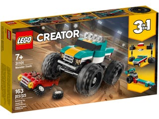 LEGO 31101 CREATOR MONSTER TRUCK | LEGO | Toyworld Frankston