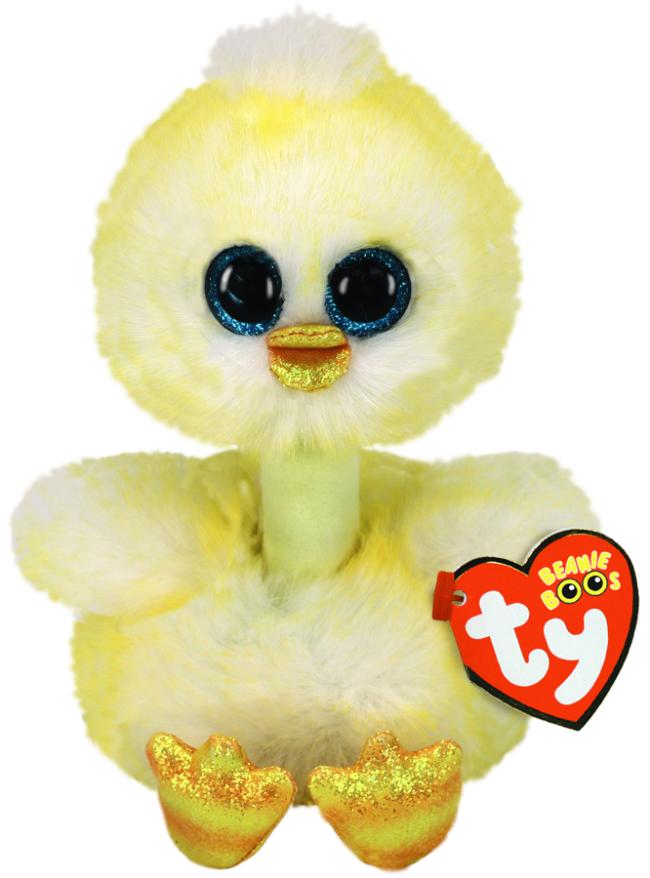 BEANIE BOOS BENEDICT CHICK LONG MED
