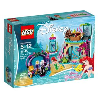 LEGO 41145 ARIEL AND THE MAGICAL SPELL - Toyworld Frankston